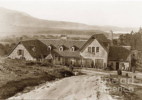 Flanders Mansion also known as Outlands 1926  by California Views Mr Pat Hathaway Archives