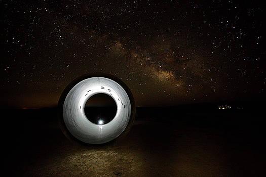 Flash Under the Milkyway by David Andersen