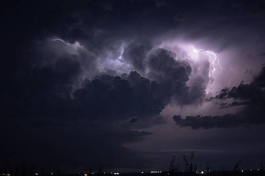 Flashes of Lightening by MaryAnn Janzen