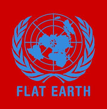 Flat Earth by Daviz Industries