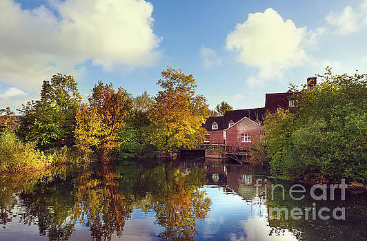Svetlana Sewell - Flatford Mill