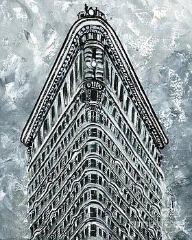 Flatiron Building by Elena Feliciano