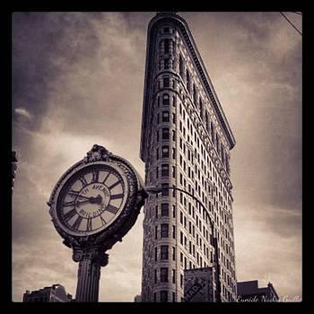 Flatiron Building #flatiron by Eunide  Guillet