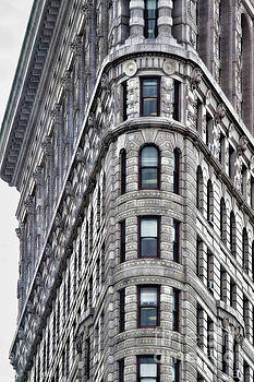 Chuck Kuhn - Flatiron Up close I