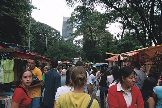 Flea Market by David Cardona