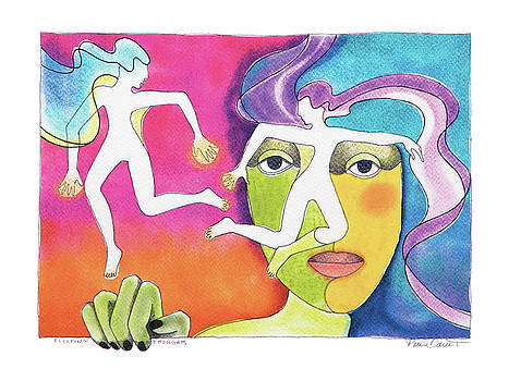 Fleeting Thoughts by Patrice Barrett