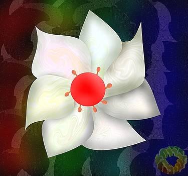 Fleur Blanche by Bukunolami Olamilokun