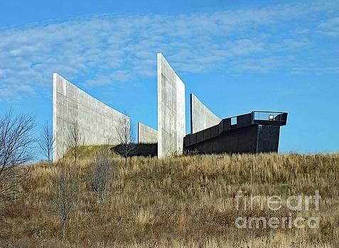 Cindy Treger - Flight 93 Memorial