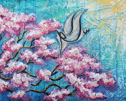 Flight of Salaam by Felicity LeFevre