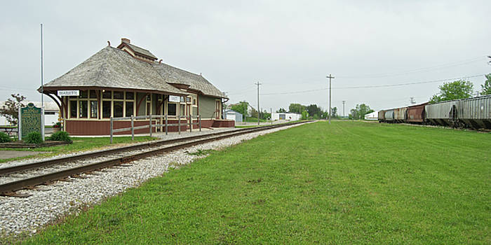 Michael Peychich - Flint and Pere Marquette Depot 2095