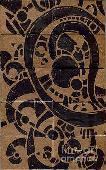 Flipside 1 Panel A by Joseph A Langley