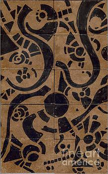 Flipside 1 Panel D by Joseph A Langley
