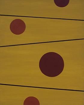 Floating Circles by Sandy Bostelman