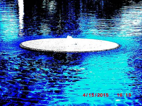 Sharmaigne Foja - Floating Disk