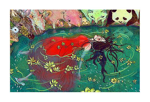 Floating by Eva Yue Wang