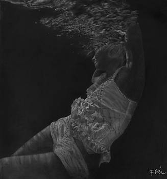 Floating in to the Abyss by Tracy Frein