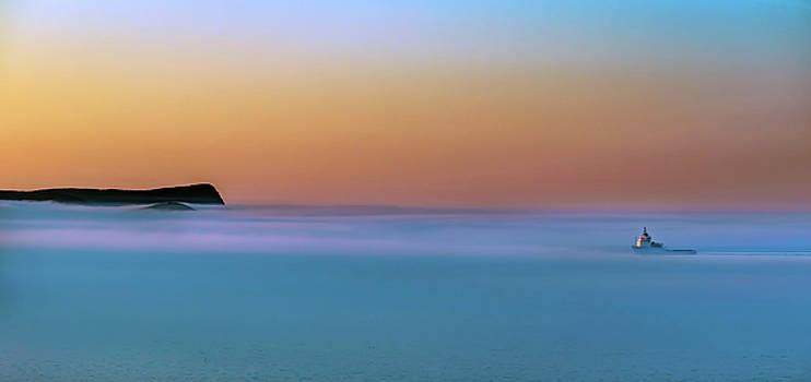 Floating on Fog by Ryan Tarrow