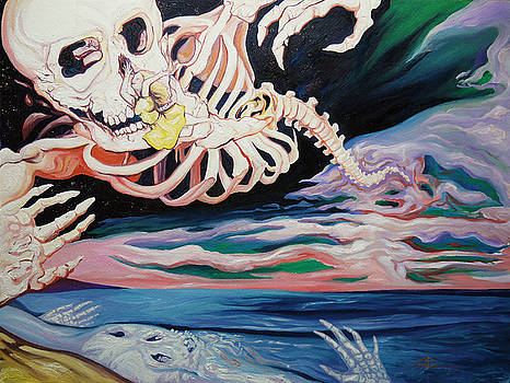 Floating Through by Joseph Demaree
