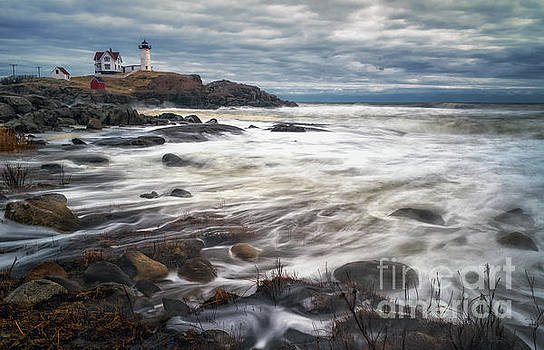 Flooded Nubble by Scott Thorp