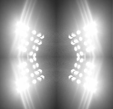 Floodlights by Paul Sober