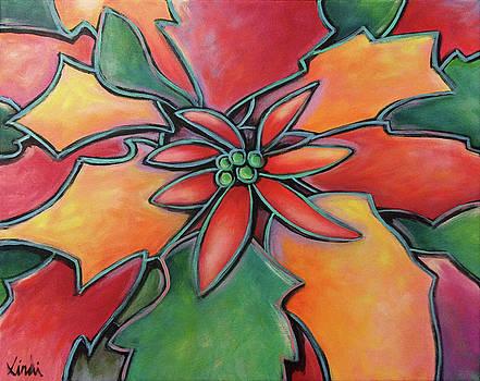 Flor de Pascua by Lindi Levison