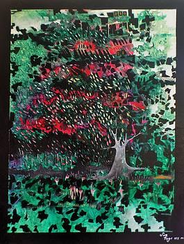The mother of seeds by Adalardo Nunciato  Santiago