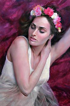 Flora by Anna Rose Bain