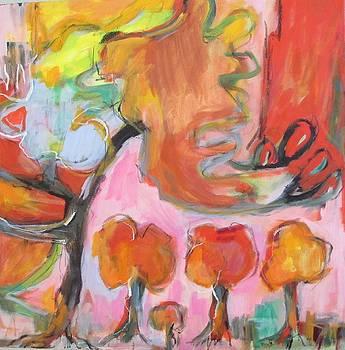 Flora  by Lauren Acton