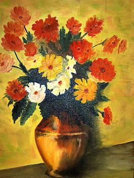 Flora by zak Eissa