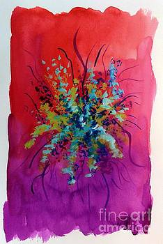 Floral 14 by David Neace