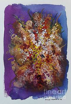 Floral 15 by David Neace