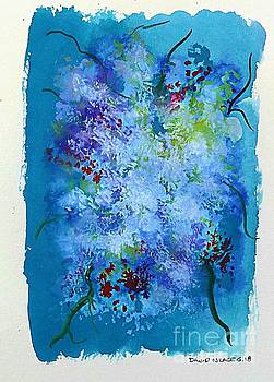 Floral 16 by David Neace