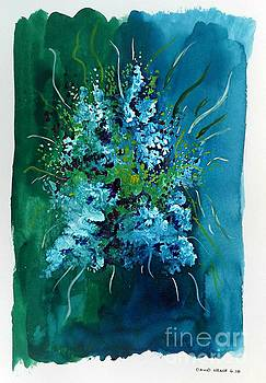 Floral 6 by David Neace