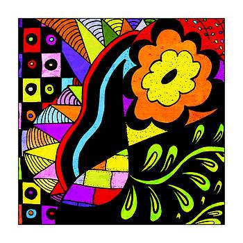 Floral #7 by Susan Leggett