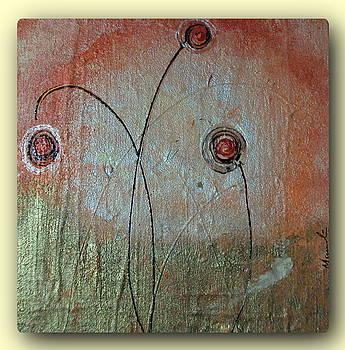 Floral Abstact 2 by Manali Thakkar