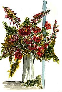 Floral Bouquet II by Garima Srivastava