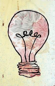 Floral Bulb by Desiree Warren
