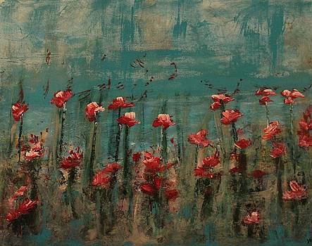 Floral Dance by Joanna Deritis