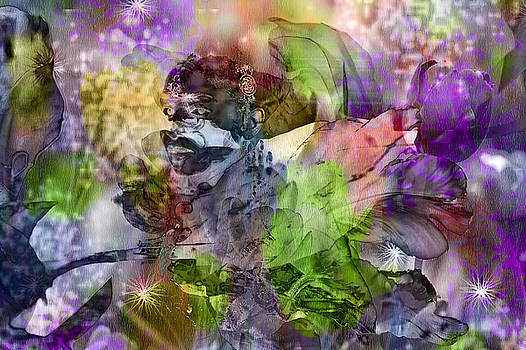 Floral Dream of Beauty by Silva Wischeropp