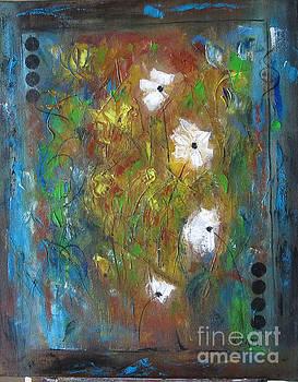 Floral Fantasia by Karen Day-Vath