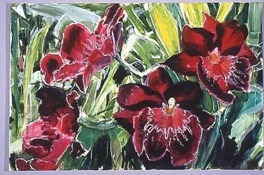 Floral Fantasy by Elaine Ward