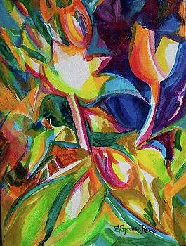 Floral Fun by Evelyn Sprouse Rowe
