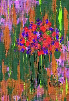 Floral Impresions by P J Lewis