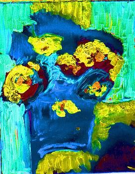 Floral Impression by Lynn Rogers