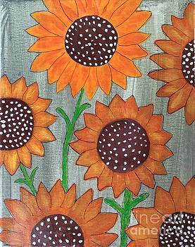 Floral by Nancy Pace