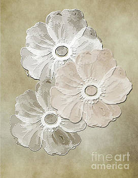 Floral Pattern by Judy Hall-Folde