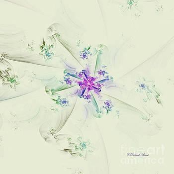 Floral Spiral by Deborah Benoit
