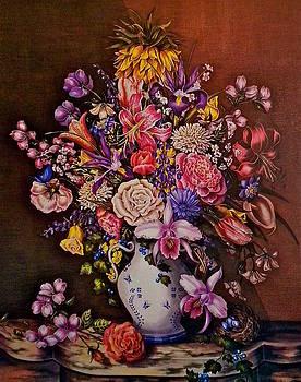 Floral Splendor by Jan Law