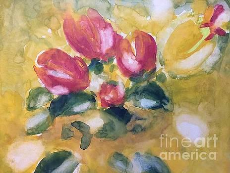 Floral Spring Time by Aase Birkhaug
