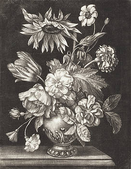 Elias Christoph Heiss - Floral Still Life with a Sunflower1203-0050.jpg